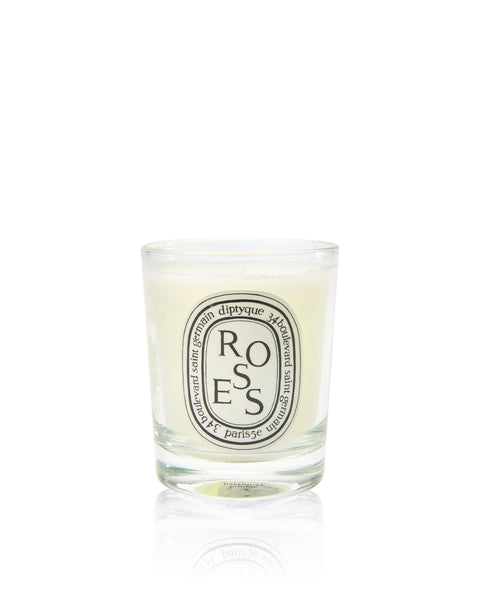 Diptyque Travel Candle Roses