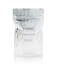 Flaunt by Lauren Napier Facial Wipe