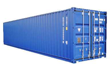 40' x 8' x 9.5' Shipping Container - 1-Trip IICL
