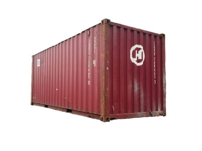 20' x 8' x 8.5' Shipping Container