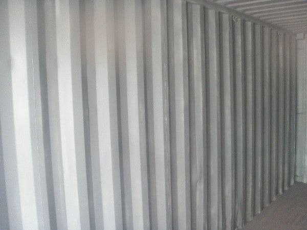 40' x 8' x 9.5' Shipping Container - Wind & Water Tight - Refurbished
