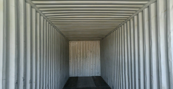 40' x 8' x 9.5' Shipping Container - CWO IICL