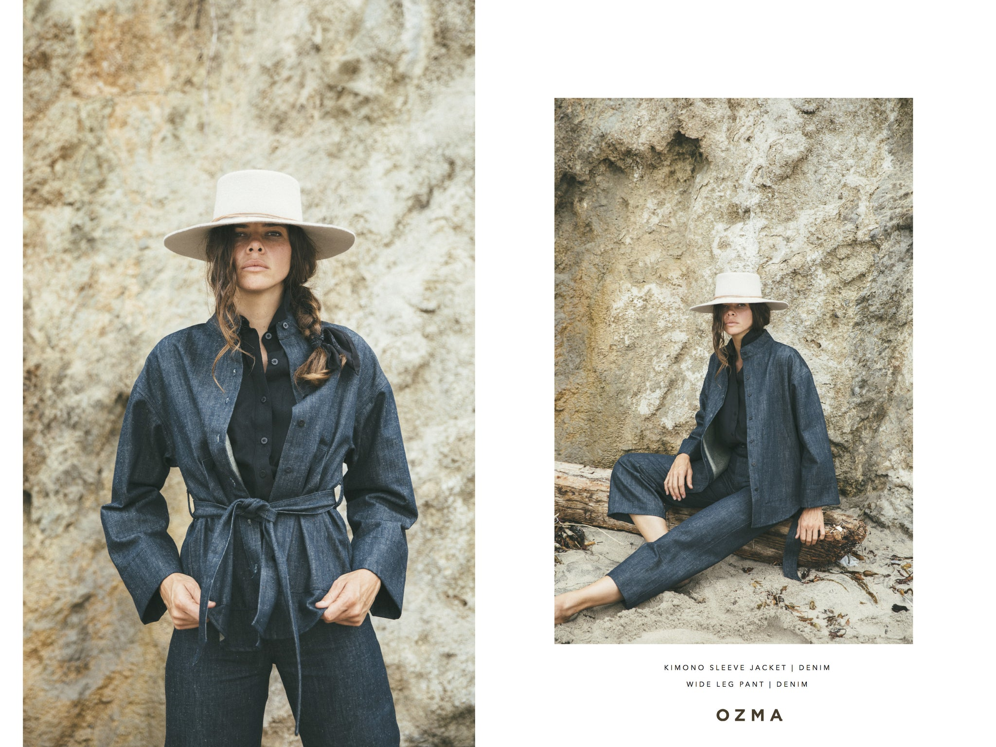 OZMA AW17 LOOKBOOK