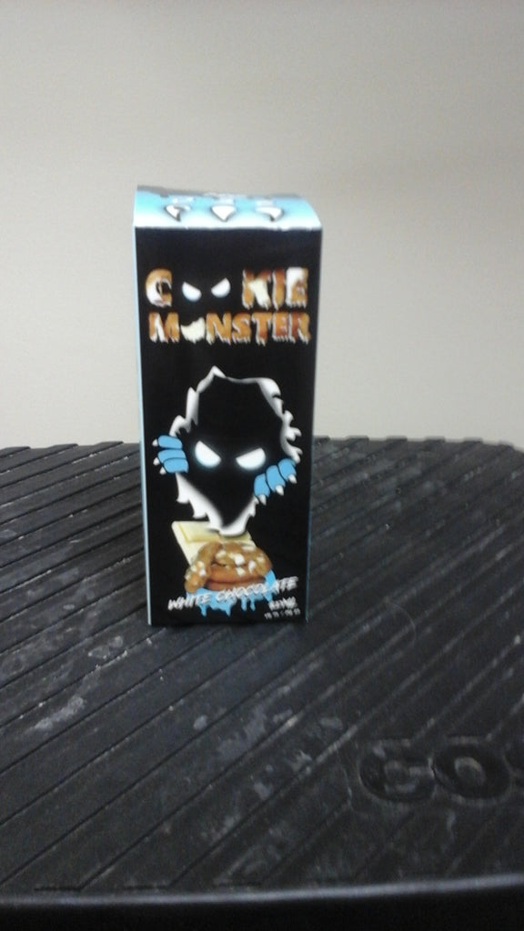 Classic Premium Ejuice Cookie Monster - White Chocolate - BizzyVape