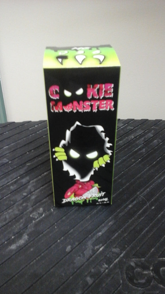 Classic Premium Ejuice Cookie Monster - Dragon Fruit - BizzyVape