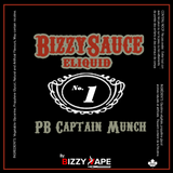 PB Captain Munch 140 ml - BizzyVape