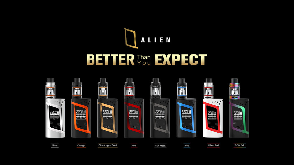 Smok Alien Kit - BizzyVape