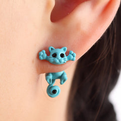 New Multiple Color Fashion Hot Cute Kitten Ear Jewelry For Women Gifts