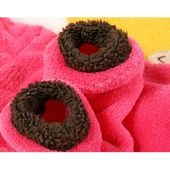 Cute Comfortable Fleece For Cat And Dog