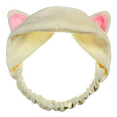 Girls Cute Cat Fox Ears Headband Headwear