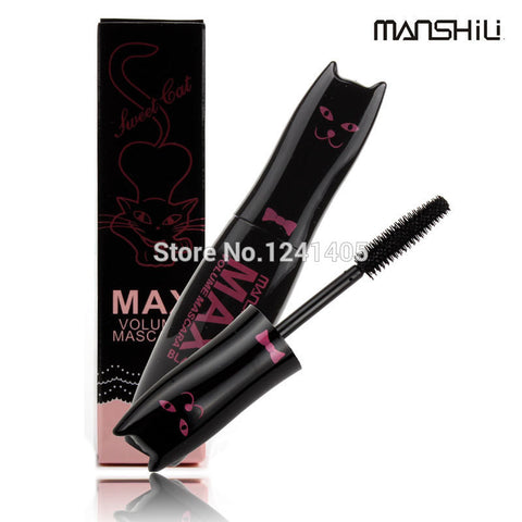 Curling Black Max Mascara Cat