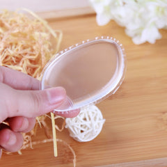 Transparent Makeup Silicone Blender