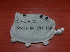 Cat Cotton Pillow With Zipper