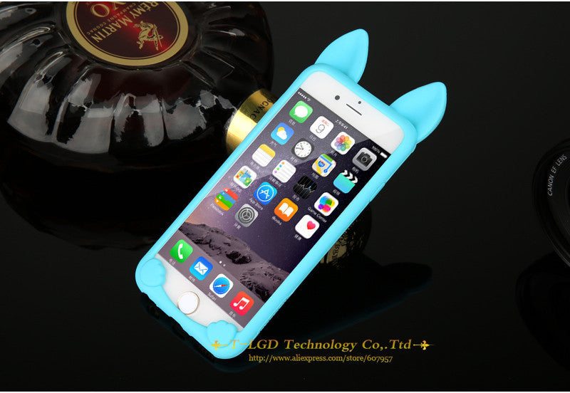 Cat Phone cases For Apple iphone 6, 4.7