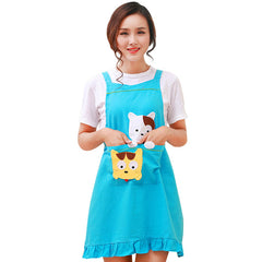 Cats Women Cooking Pinafores Aprons