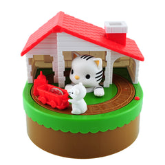 Cat Coins Bank Saving Box
