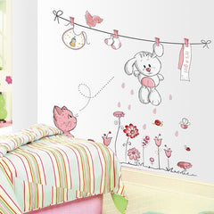 Cat Removable Wall Stickers