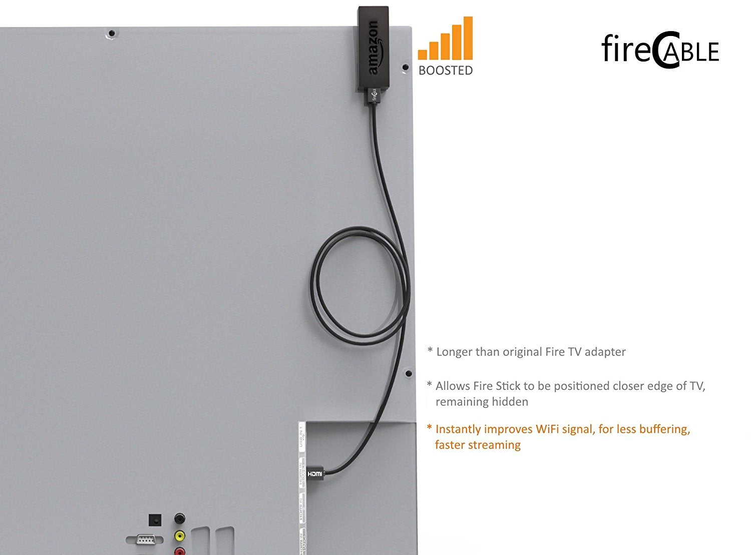 Firecable Hdmi Extender Wifi Signal Booster Wiring Diagram