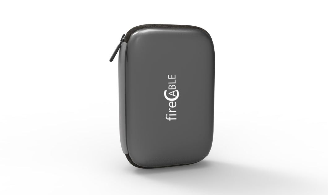 fireCable | Go Case - Travel Case for Streaming Media Players