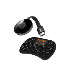 fireCable Touch-pad Full Remote Control | for Streaming Media Players