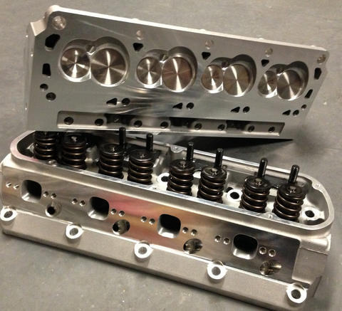 AFD SBF 190cc Windsor  Alloy Cylinder Heads