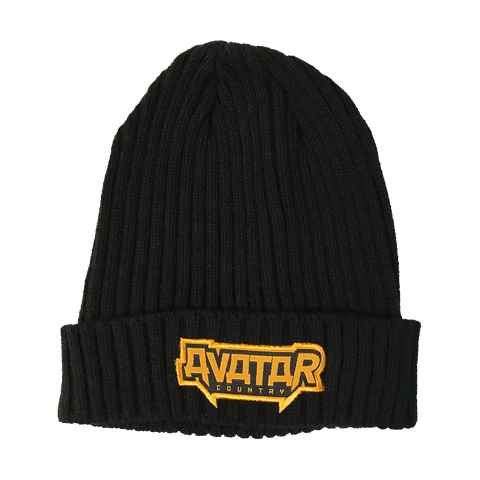 Avatar Country Cuffed Beanie