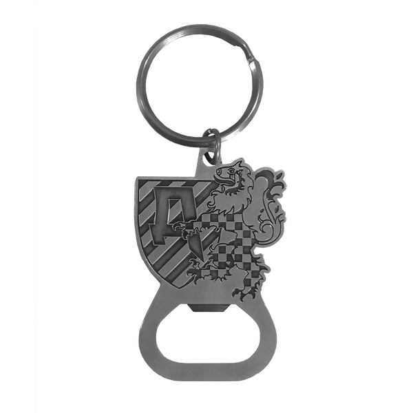 Coat of Arms Bottle Opener Keychain