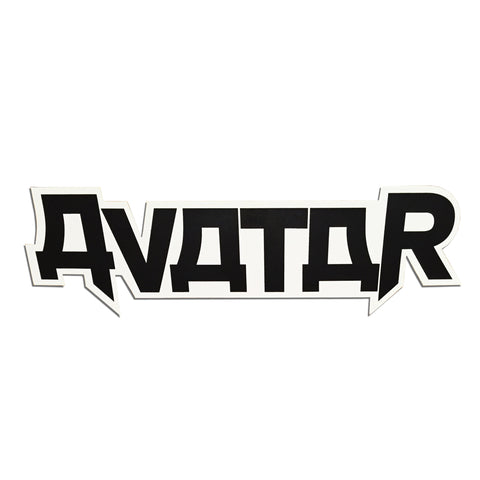 Avatar Logo Sticker