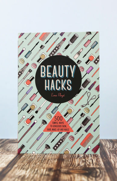 Beauty Hacks - Paperback Front