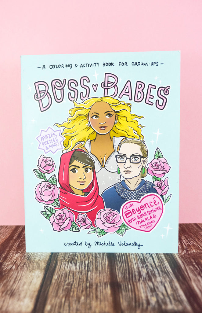 Boss Babes - Paperback Front Cover