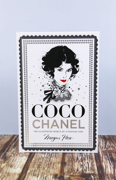 Coco Chanel - Hardback Front