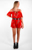 Senorita Playsuit Full length