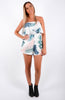 Palm Springs Romper Full Length