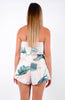Palm Springs Romper Back