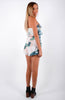 Palm Springs Romper Side Full Length