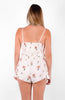 Aloha Set White Floral Back