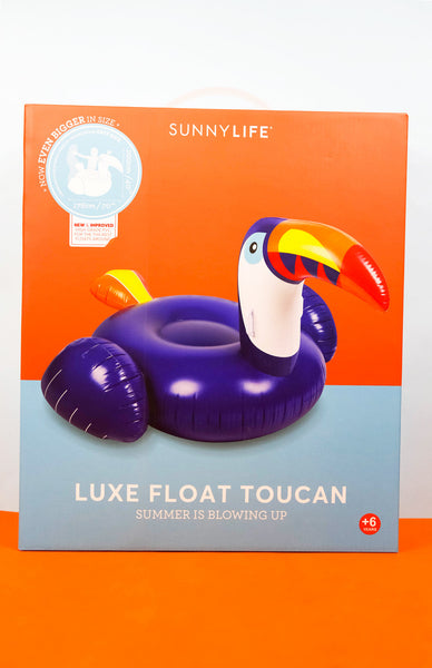 Luxe Float Inflatable - Toucan