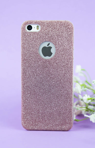 Pink Sparkles & Glitter iPhone Case - 5/5S