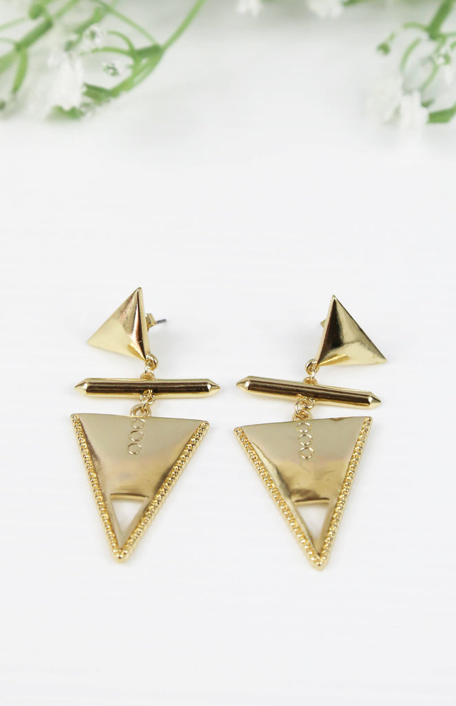 Twilight Earrings - Gold