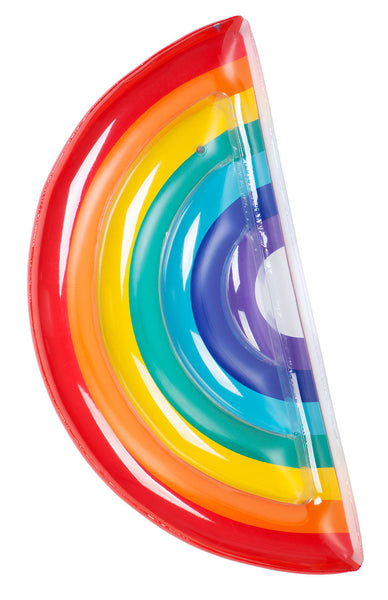 Rainbow Luxe Lie-on Float Inflatable Products