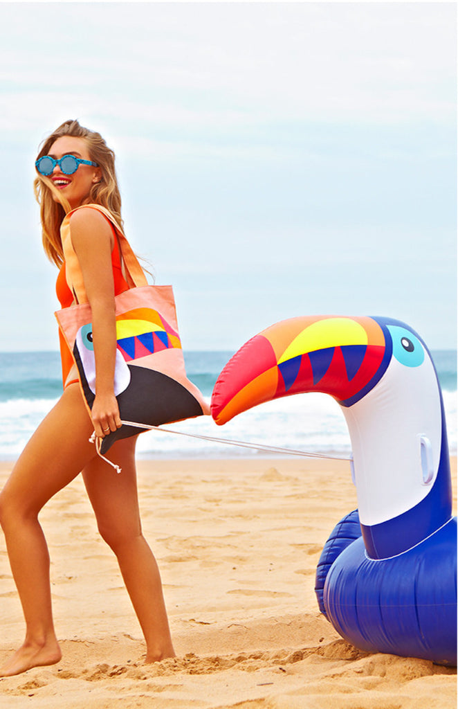 Luxe Float Inflatable - Toucan Lifestyle Image