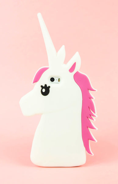Unicorn iPhone Case - 5/5S Rollover