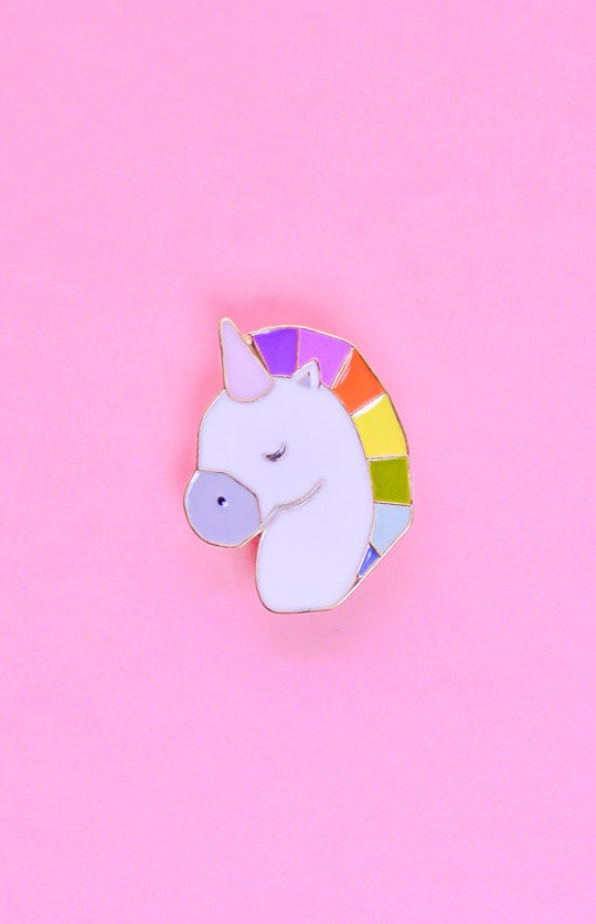 Unicorn-Pin