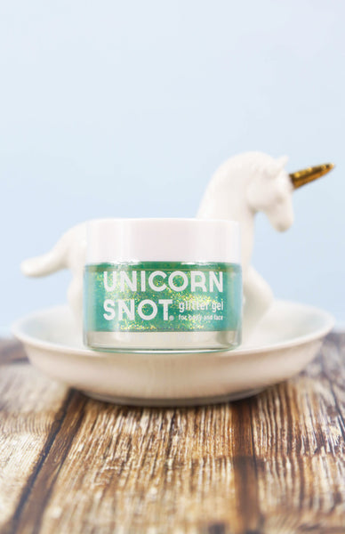 Unicorn Snot Glitter Gel - Blue Rollover