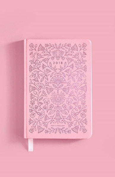 2018 Egyptian Rose Planner Cover