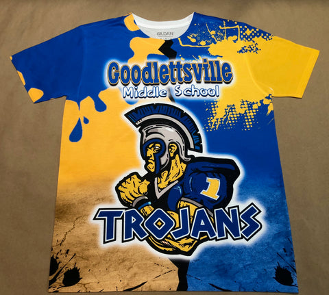 Goodlettsville Middle School Shirt