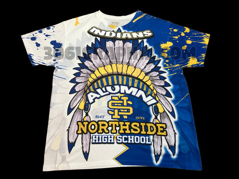 NorthSide High School 2018 Tailgate Shirt