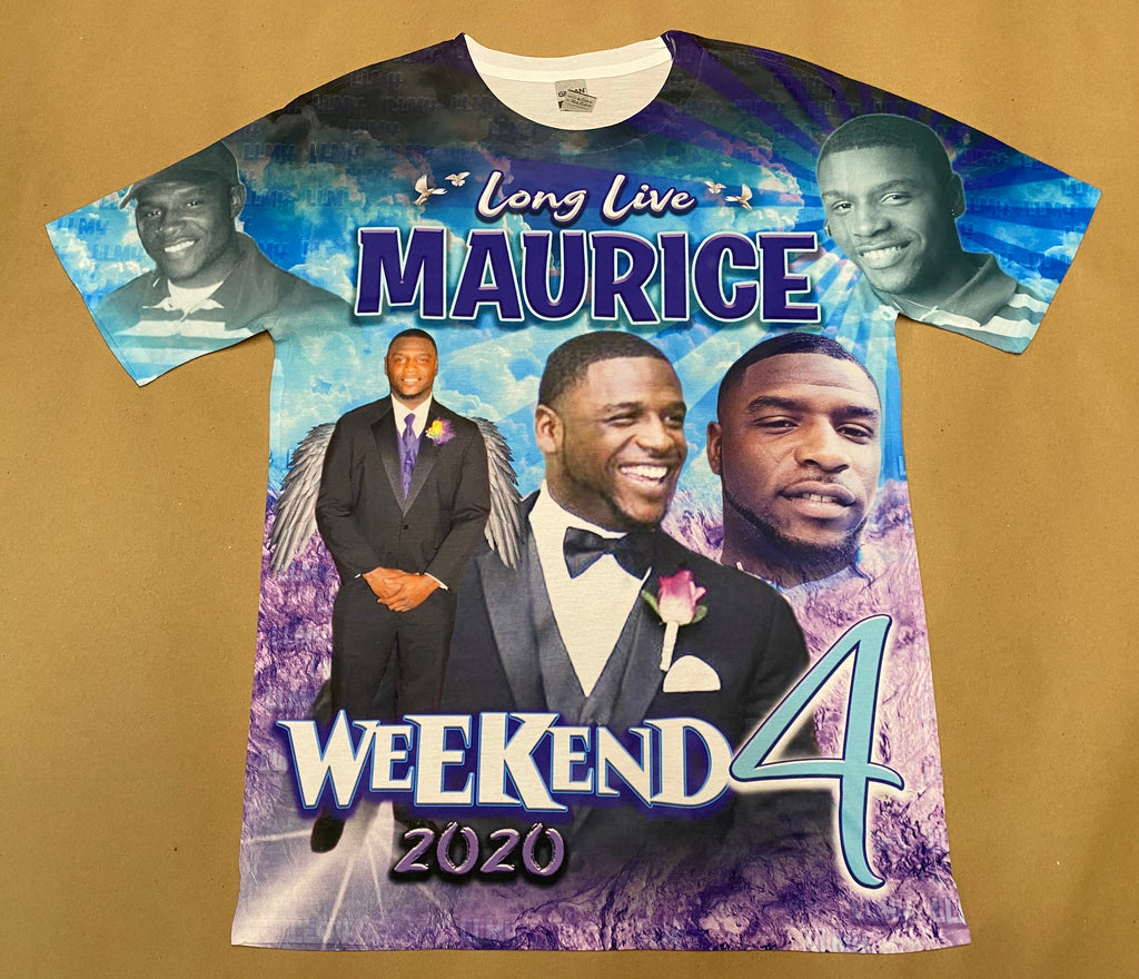 Long Live MAURICE Weekend 4 T-Shirt