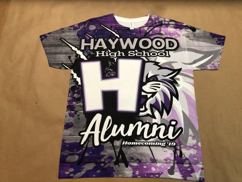 Haywood High School ALUMNI 2019 Shirt