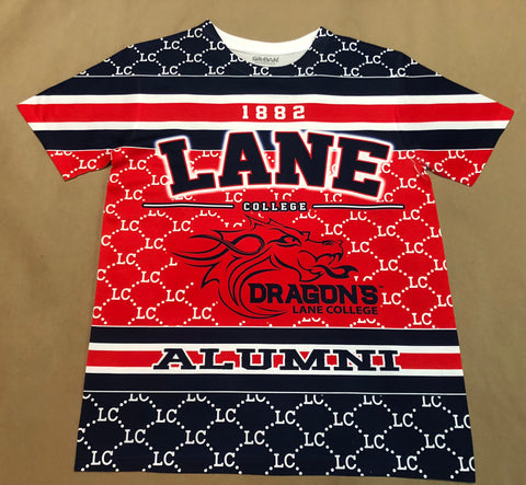 Lane College 2018 Alumni Shirt